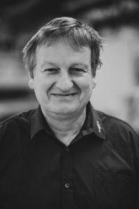 Geschäftsführer Markus Krieger